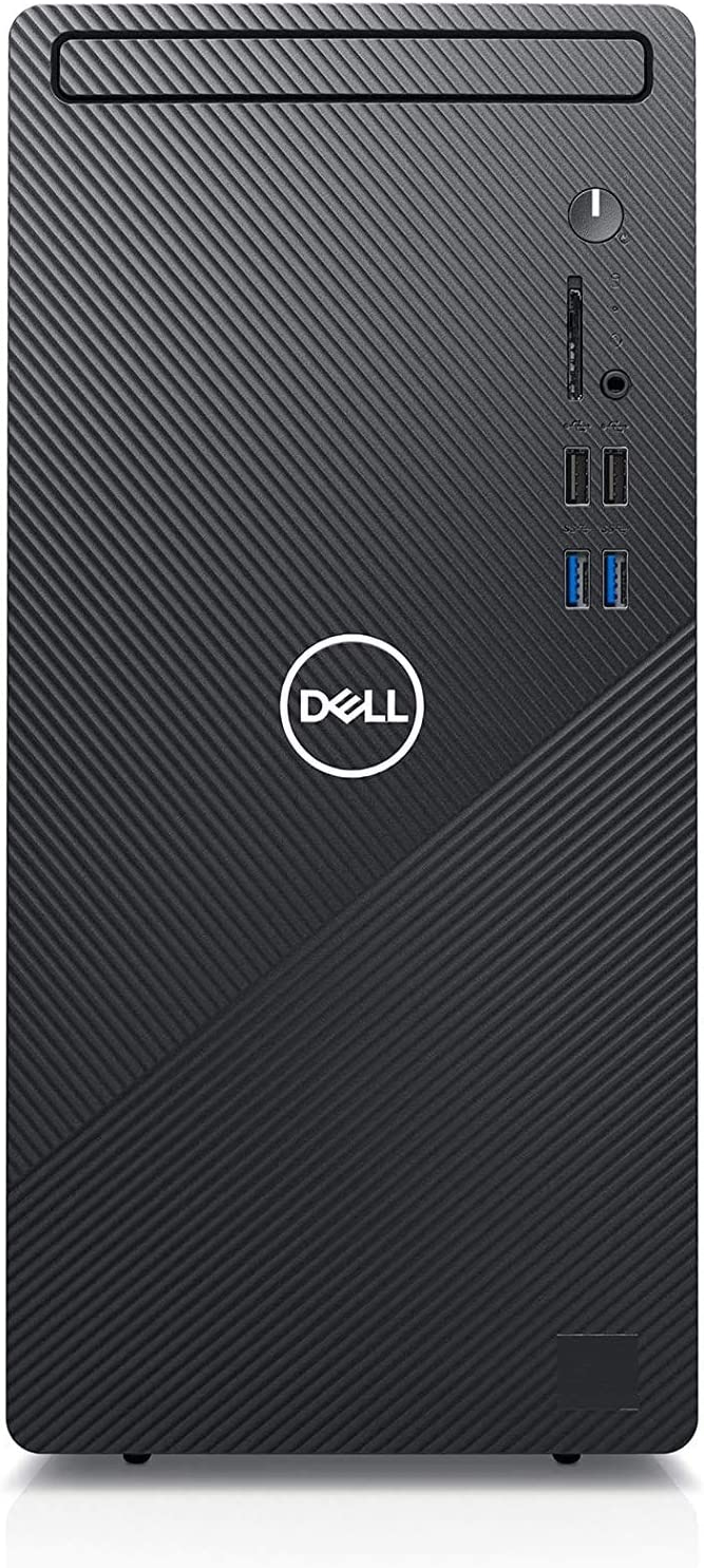 Latest_Dell Inspiron 3880 Desktop, 10th Gen Intel Core i5-10400 Processor, 8GB DDR4 RAM, 1TB HDD, HDMI,Wireless+Bluetooth, Keyboard and Mouse, Window 10