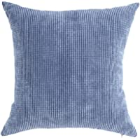 Multi-size Candy Color Corduroy Stuffed Cushion Cover LivebyCare Throw Pillow Case Sham Pattern Zipper Pillowslip Pillowcase For Home Sofa Couch Bedding Chair Seat Back