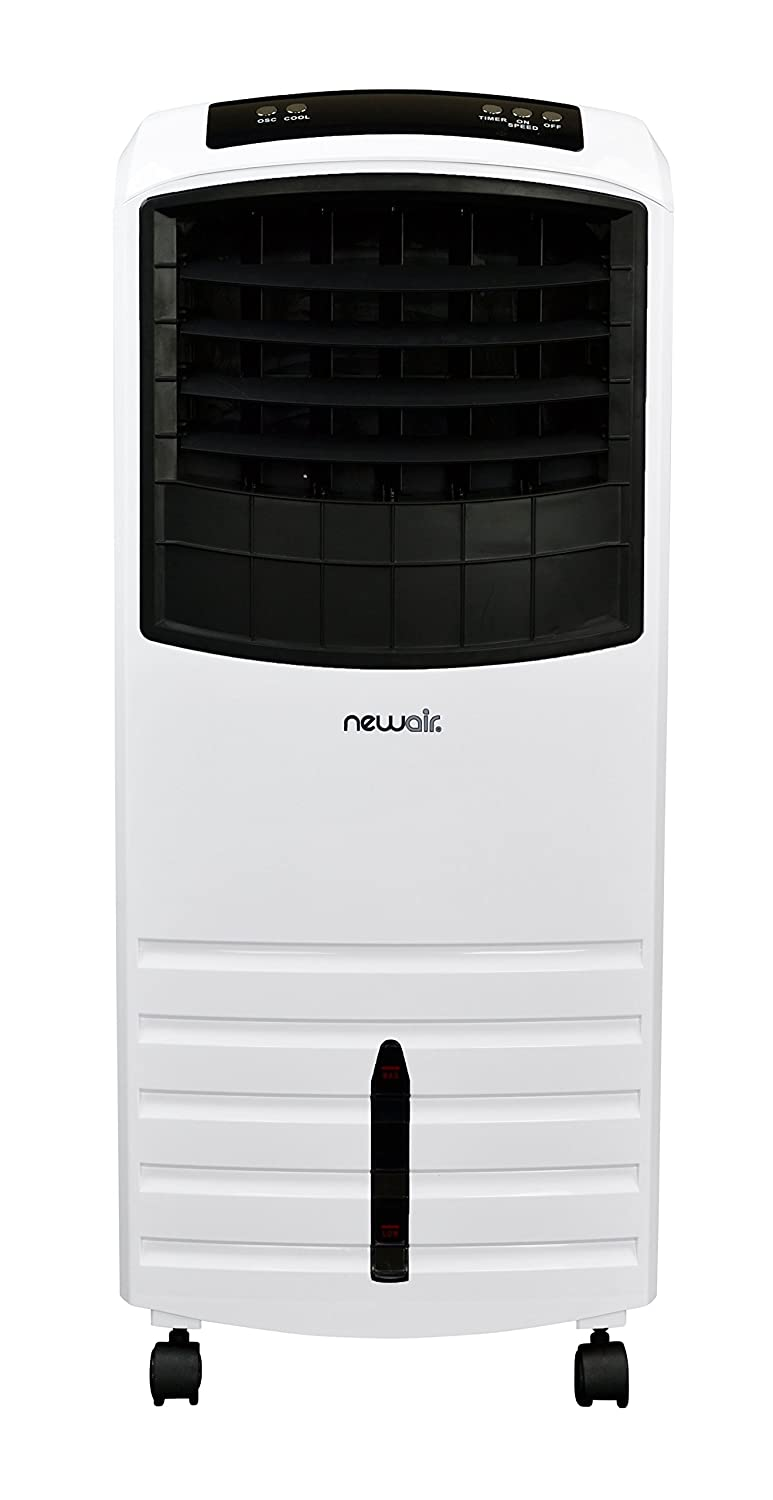 NewAir AF-1000W Portable Evaporative Air Cooler, White