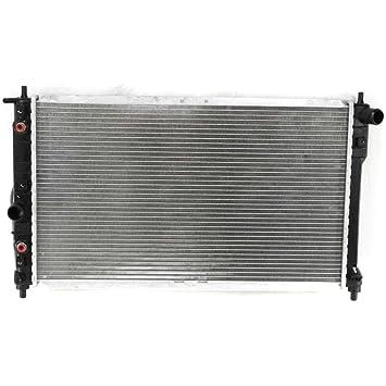 evan-fischer eva27672031856 Radiador para Daewoo Nubira (modelos 99 - 02 W/O EOC sustituye partslink # da3010106: Amazon.es: Coche y moto