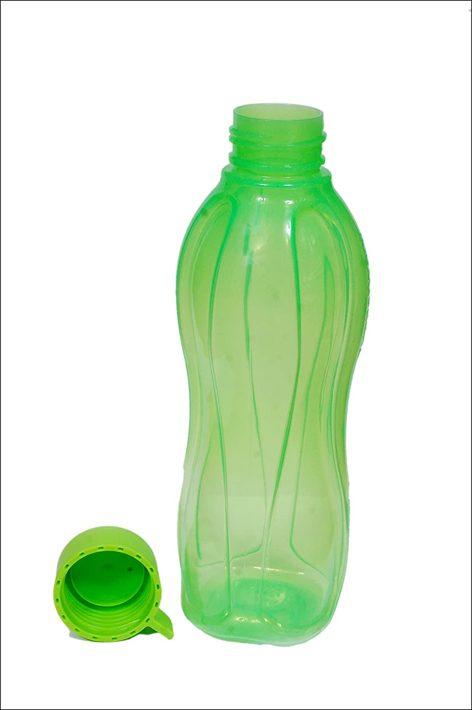 Botella de agua Tupperware Eco Aquasafe 500ml Green Juice 100/% nuevo 01 pc