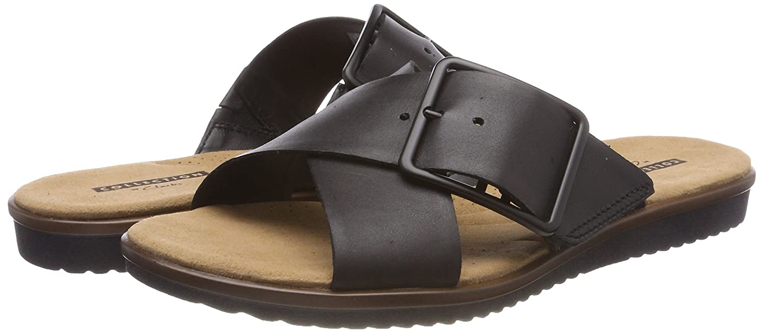 ef6657af7 Clarks Women s Kele Heather Fashion Sandals  Buy Online at Low Prices in  India - Amazon.in