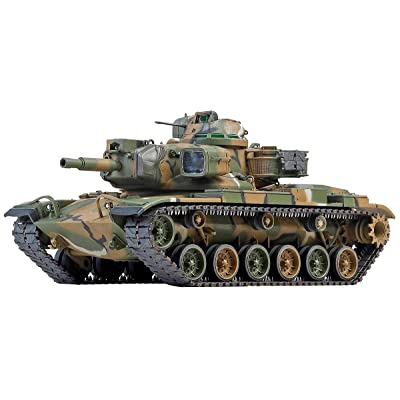 Academy M60A2 Patton Model Kit: Toys & Games