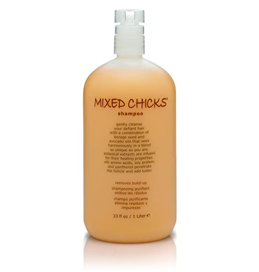 Mixed Chicks Gentle Clarifying Shampoo, 33 fl. oz.