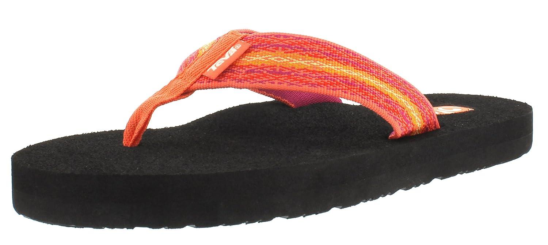 Teva Women's Mush II Flip-Flop B07355HLDJ 39 M EU|Zoey Coral
