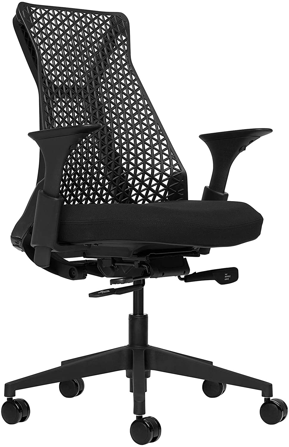 Bowery Fully Adjustable Management Office Chair