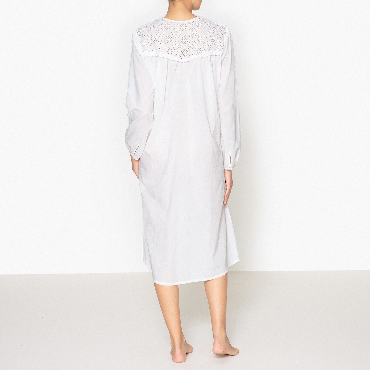1ed3960e2e0d La Redoute Collections Womens Nightshirt at Amazon Women's Clothing store: