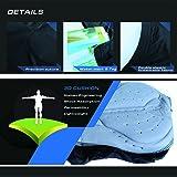Twotwowin Men's Cycling Underwear 3D Padded Coolmax