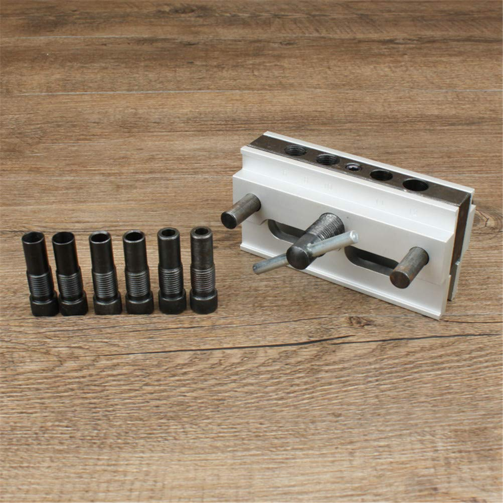Ounona Pocket Hole Jig Drill Guide For Joinery Woodworking Diy