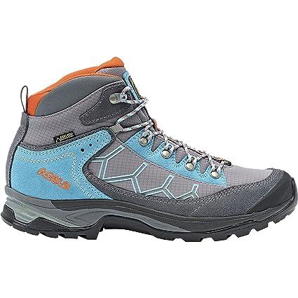 bf392fbddb4 Amazon.com: Asolo Falcon GV Hiking Boot - Women's Grey/Stone, 6.0 ...