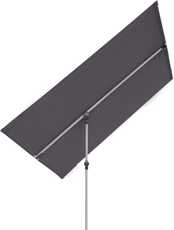 Doppler Active Balkonblende Rechteckiger Sonnenschirm Ideal Fur