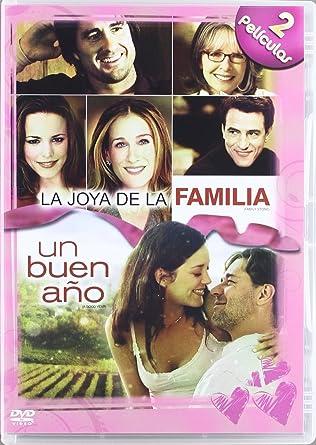 64bc20cf446a La Joya De La Familia + Un Buen Año *** Europe Zone ***: Amazon.co ...