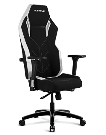 Terrific Gaming Chair Quersus Vaos 701 Executive Office Chair Black Machost Co Dining Chair Design Ideas Machostcouk
