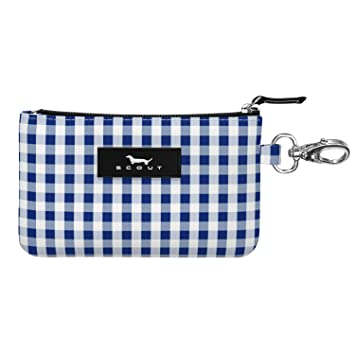 6f5e1f713f51 SCOUT IDKase Card Holder, Small Card and ID Case for Women, Mini Keychain  Wallet with Zipper Closure (Multiple Patterns Available)