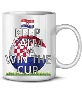 I love KROATIEN Tasse Kaffeetasse