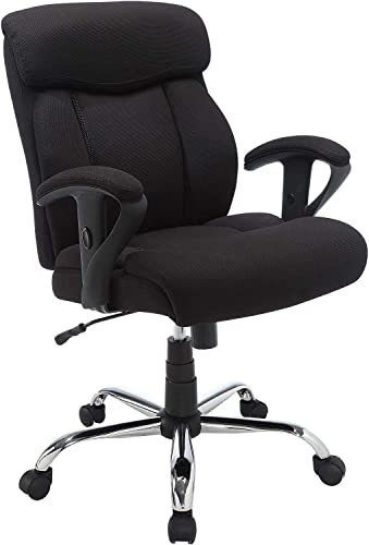 Rolling Swivel Chair Adjustable Computer Chair