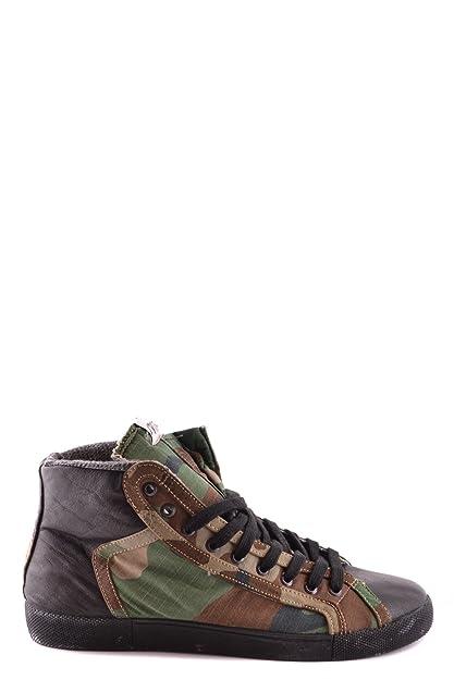 Top Uomo Tessuto VerdeAmazon Mcbi282008o it Hi Sneakers Springa bDHIYeW2E9