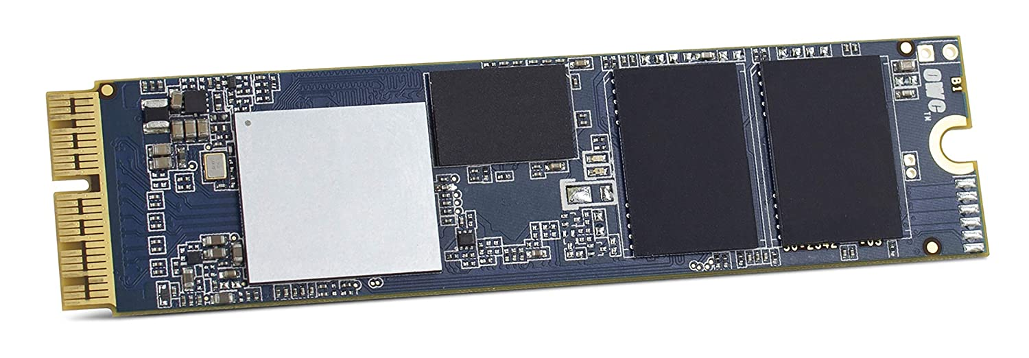 OWC 480GB Aura Pro X2 SSD for MacBook Air (Mid 2013-2017), and MacBook Pro (Retina, Late 2013 - Mid 2015) Computers (OWCS3DAPT4MB05)
