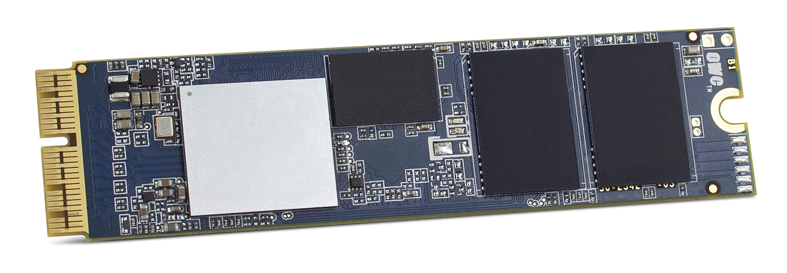 OWC 1.0TB Aura Pro X2 SSD for MacBook Air (Mid 2013-2017), and MacBook Pro (Retina, Late 2013 - Mid 2015) Computers (OWCS3DAPT4MB10) by OWC