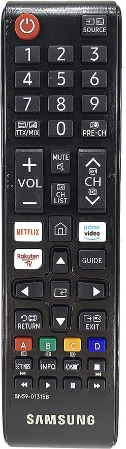Mando a Distancia Original Samsung BN59-01315B VALIDO SOLO para TV serie R del año 2019: Amazon.es: Electrónica