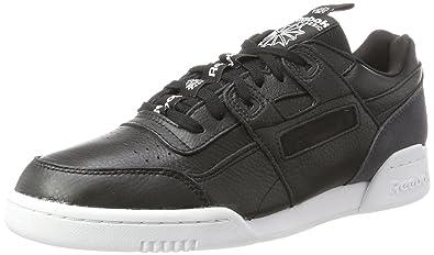 Reebok Men s Workout Plus It Low-Top Sneakers  Amazon.co.uk  Shoes ... a5498ebe4