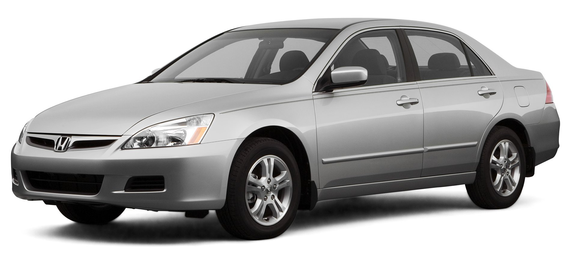2007 honda civic reviews images and specs for Honda accord 4 cylinder