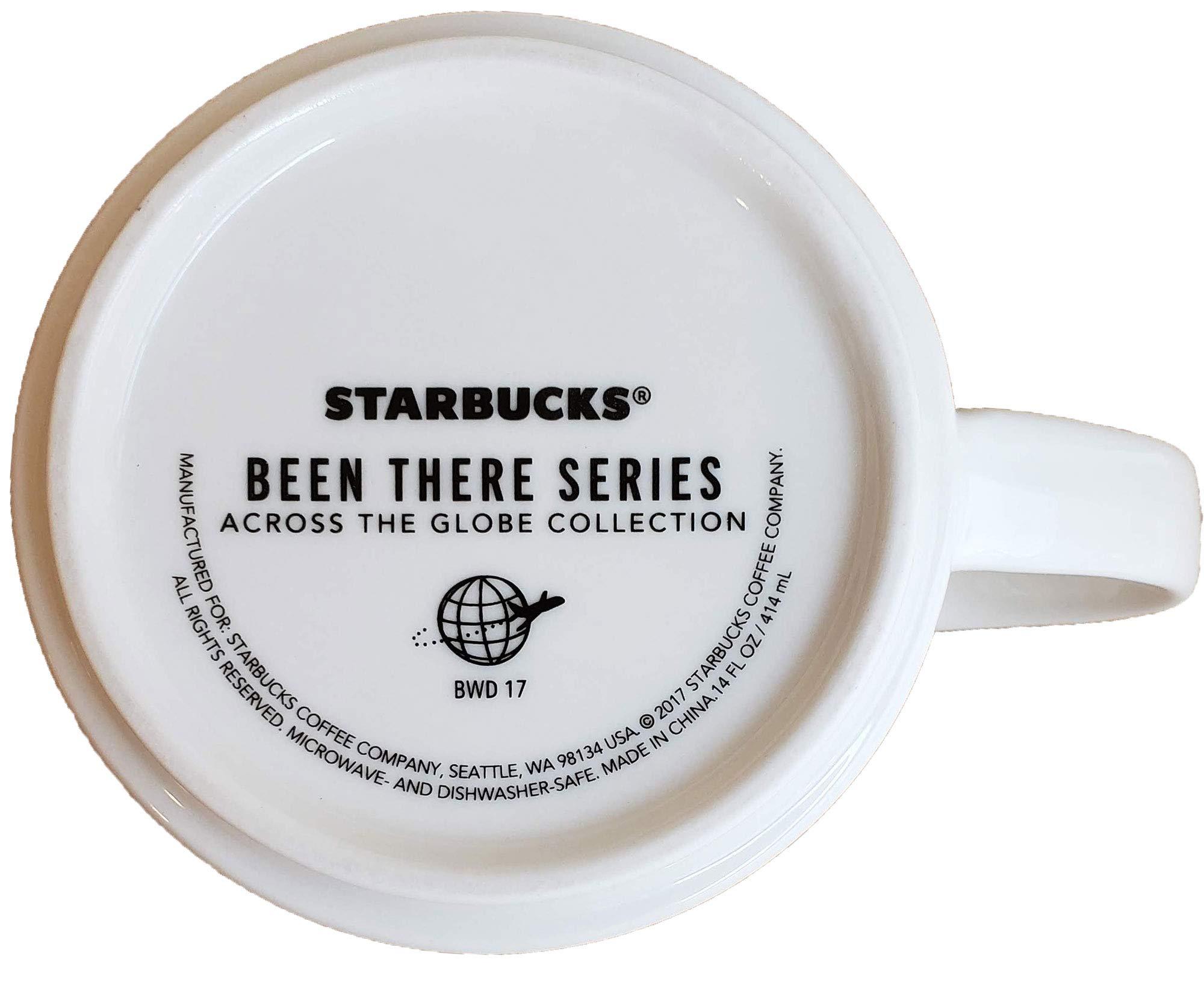 Starbucks Austin Coffee Mug - Been There Series by Starbucks (Image #3)