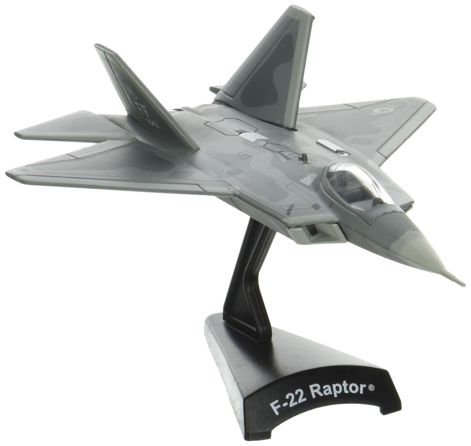 Postage Stamp USAF F-22 RAPTOR 1/145 Raptor Vehicle