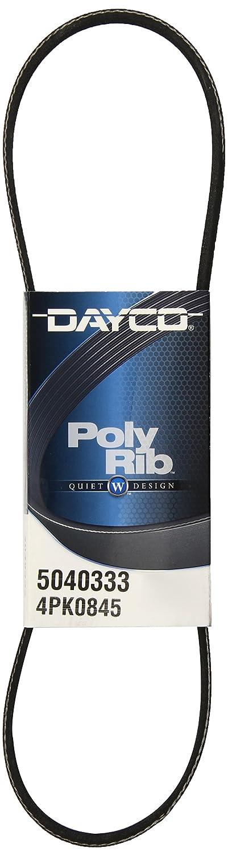 Dayco 5040333 Serpentine Belt Dayco Automotive DAY5040333