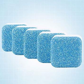 Desodorante limpiador de pastillas efervescentes para lavadora, 5 ...