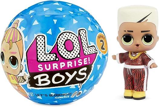 L.O.L Surprise! 564799E7C Muñeco Serie 2 con 7 sorpresas, Multi: Amazon.es: Juguetes y juegos