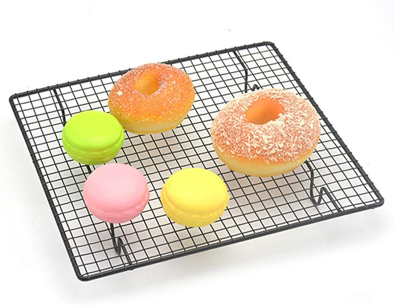 Unknow Meitanyuan Rastrelliera di Raffreddamento in Ferro Griglia Griglia di Cottura per Biscotti Torte e Altro
