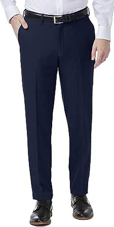 Haggar Men's Premium Comfort Stretch Slim Fit Dress Pant