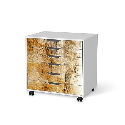 Deko para Ikea Alex escritorio cajonera de 6 cajones ...