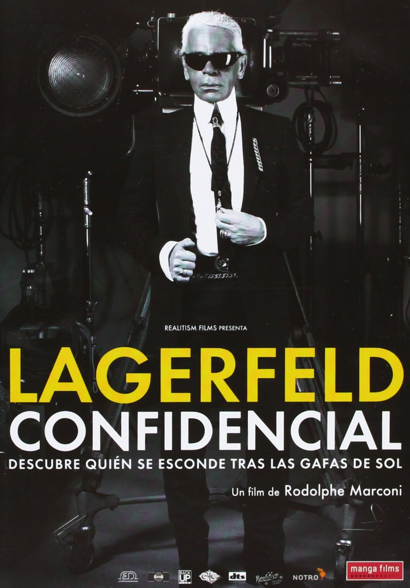 Amazon.com: Lagerfeld Confidencial (Pal/Region 2): Lagerfeld ...