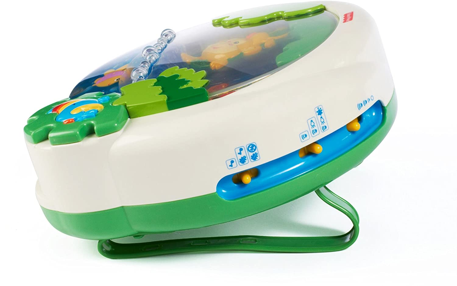 Fisher-Price Rainforest Waterfall Peek A Boo Soother