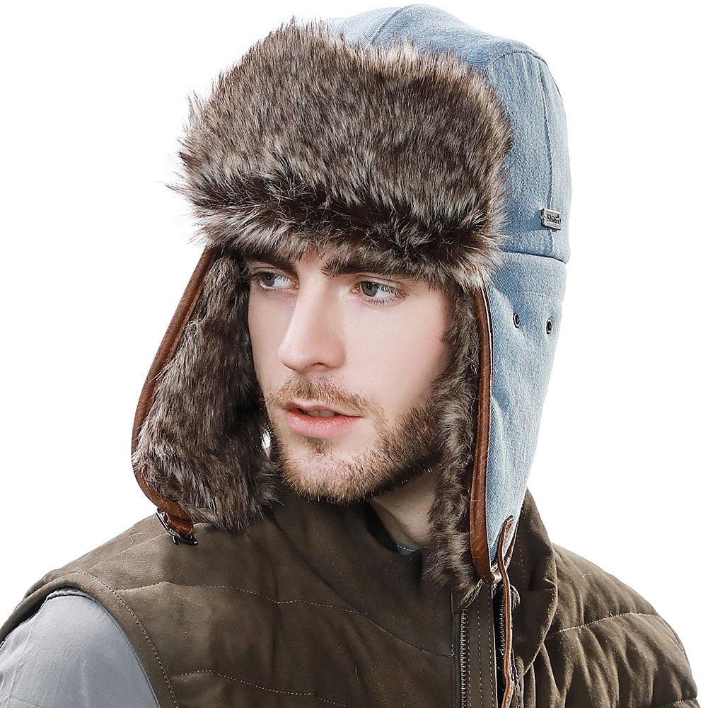 Siggi - Cappello aviatore - Uomo CM89097-3