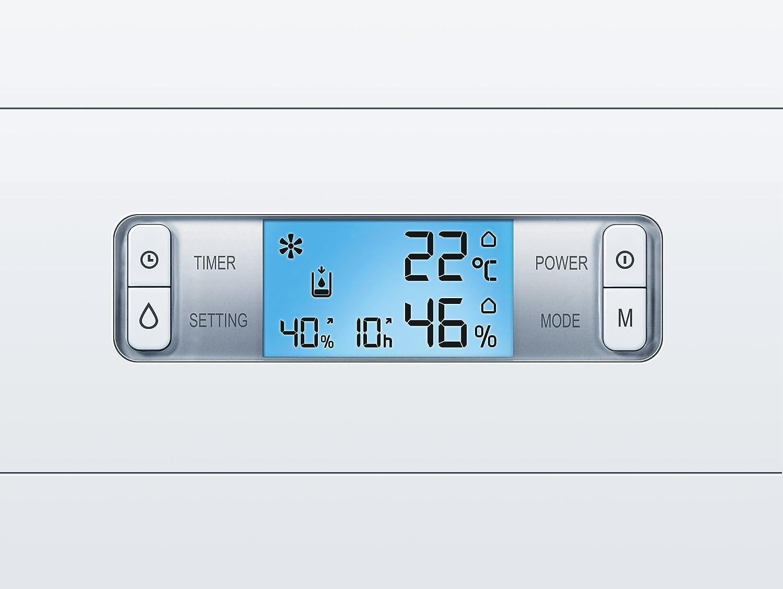 Beurer LE40UK Luxury Compact Air Dehumidifiers, 12 Litre: Amazon.co.uk:  Kitchen & Home