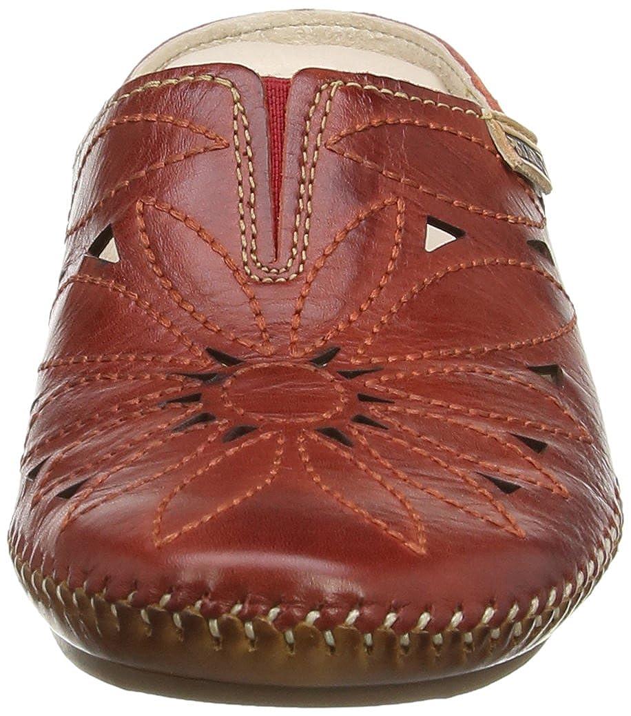 PIkolinos Bariloche 0607 Zapatos para mujer Zuecos de Cuero