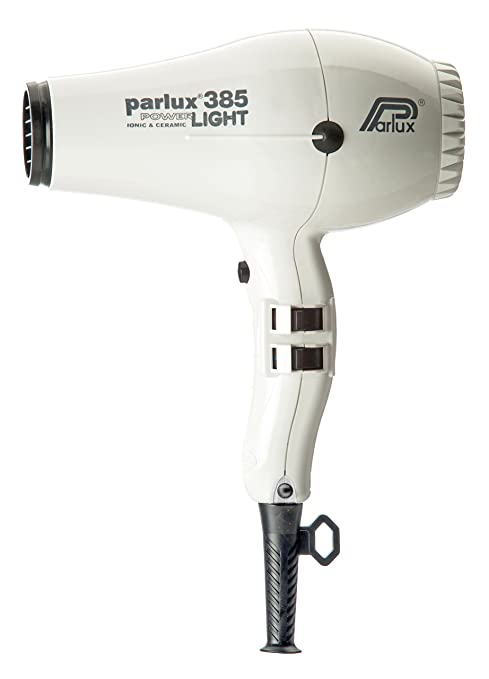 674 opinioni per Parlux 385 Power Light Asciugacapelli Ceramic & Ionic, Bianco