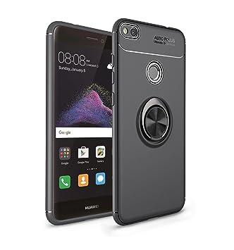 sigua Funda Compatible para Huawei P8 Lite [2 × Protector de ...