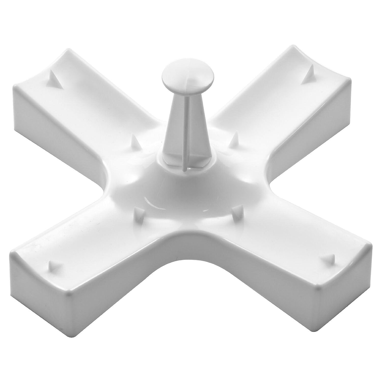 Premier Housewares 805229 - Vajilla de microondas, Color Blanco ...