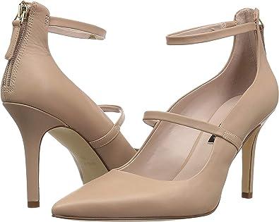ed776219ac5 Nine West Women s Mayhalina Light Natural Leather 8.5 ...