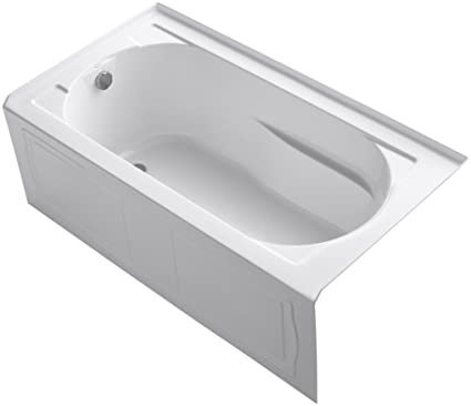 KOHLER K 1184 LA 0 Devonshire Bath, White