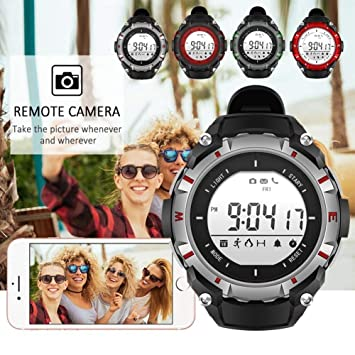 Trade Shop traesio® - Smartwatch dzb Reloj Digital ...
