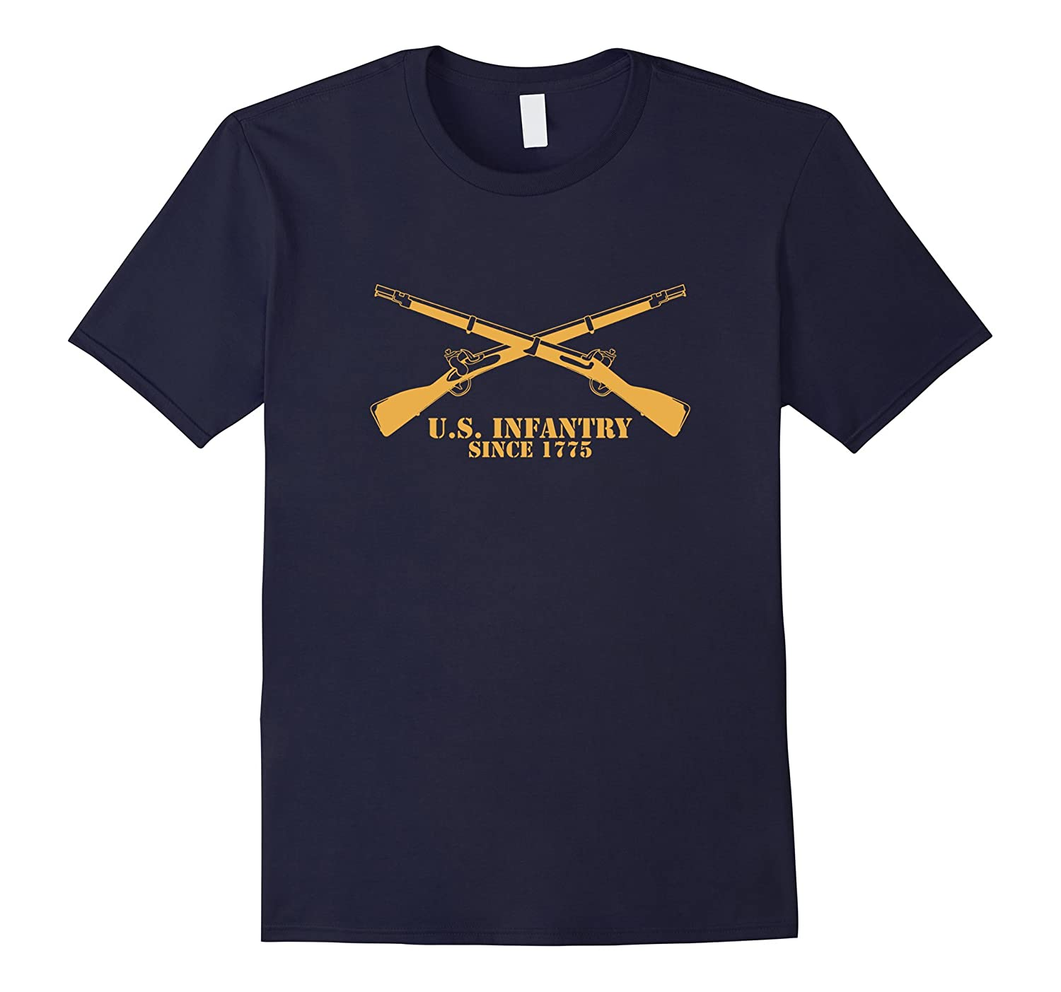 Army Infantry Since 1775 T Shirt - 20435-Art