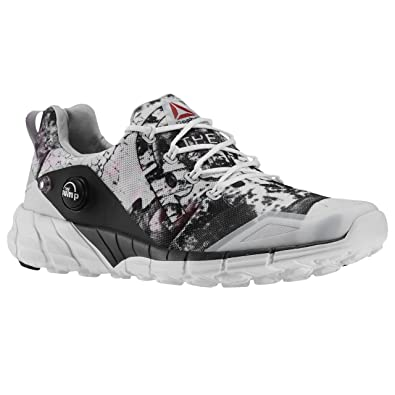 Reebok Women s Zpump Fusion 2.0 Dunes Running Shoes White Size  8.5   UK 6   c1fcd4dfa