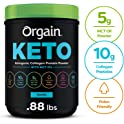 Orgain Keto Collagen Protein Powder with MCT Oil