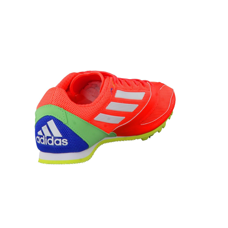Amazon.com | adidas Techstar Allround 3 Running Spikes - 11 - Orange | Track & Field & Cross Country