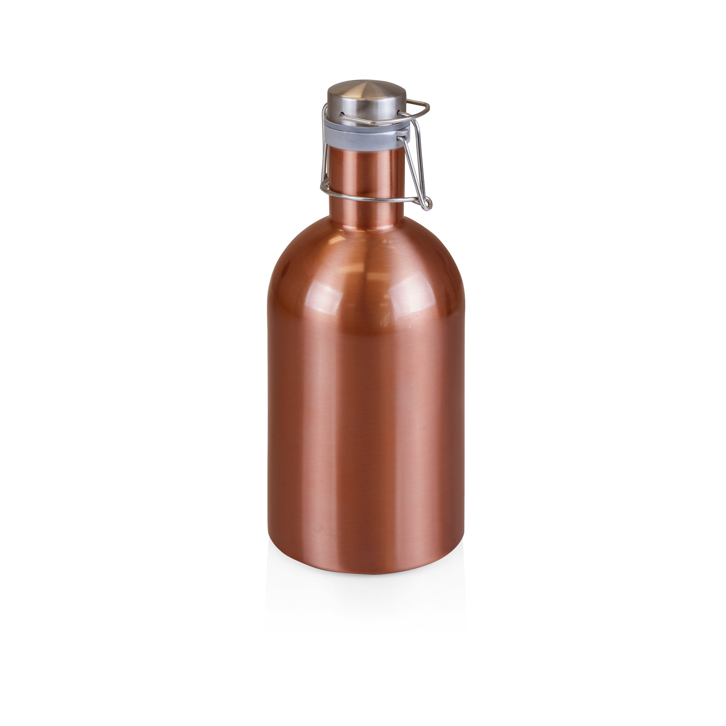 Stainless Steel 64-Ounce Beer Growler by LEGACY - a Picnic Time Brand